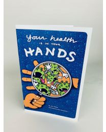 Hand Washing Coloring Books (Pack of 10)