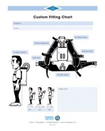 Vacuum Custom Fitting Chart