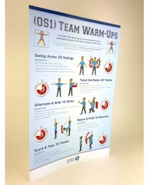 Team Warm Up Poster