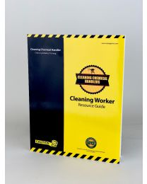 Cleaning Chemical Handlers Book