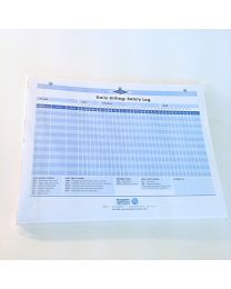 Daily Kitting Safety Log Forms