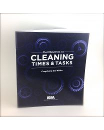 612 Cleaning Times Book
