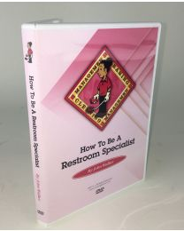 How To Be A Restroom Specialist DVD
